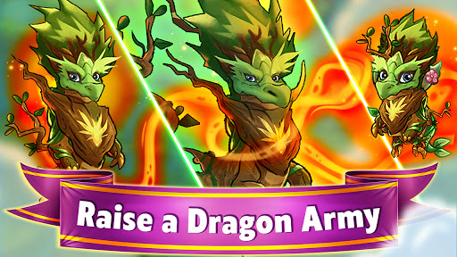 Dragon Land - Merge, Collect & Evolve Dragons! screenshots 3