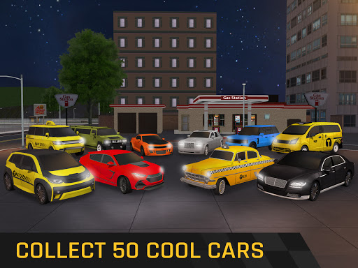 City Taxi Driving: Fun 3D Car Driver Simulator  Screenshots 22