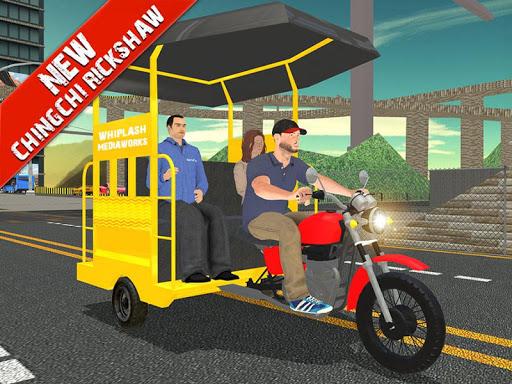 Tuk Tuk Auto Rickshaw Offroad Driving Games 2020 android2mod screenshots 13