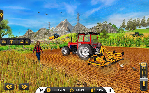 Drive Farming Tractor Cargo Simulator ud83dude9c 2021  screenshots 16
