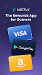 screenshot of MISTPLAY: Rewards For Playing Games
