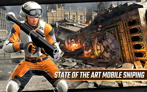 Sniper Strike MOD APK v500077 (MOD, Unlimited Money) 4