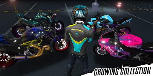 Drift Bike Racing apkpoly screenshots 9