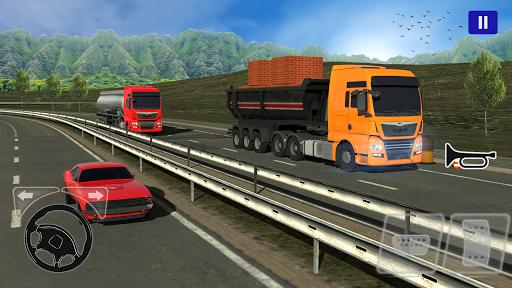 Europa Truck Driving Simulator 2021 screenshots 4