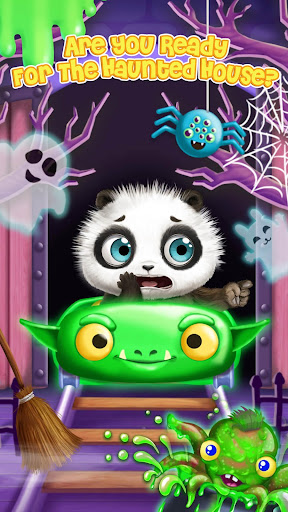 Panda Lu Fun Park - Amusement Rides & Pet Friends 4.0.50002 screenshots 1
