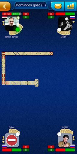 Dominoes LiveGames - free online game 4.01 screenshots 2