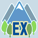 コンパスEXPERT/登山用GPS地図アプリ