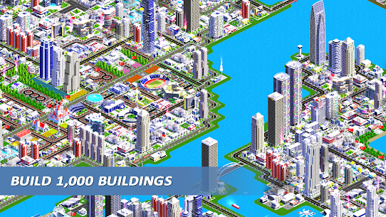 Designer City 2: city building game 3