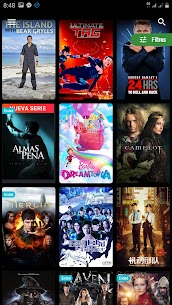 Free Unlimited Streaming   Watch Movies And Cable TV Apk Download 2021 5