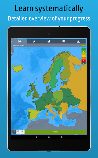 Where is that? - Learn countries, states & more 6.3.1 screenshots 10