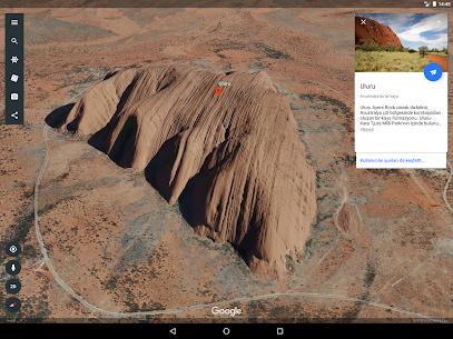 Google Earth APK **2021** 10