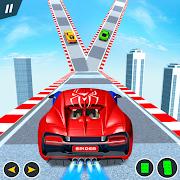 Spider Car Stunt Racing: Mega Ramp New Car Games