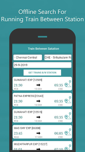 Where is my Train - Train Live Location & Status  Screenshots 7