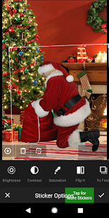 Catch Santa in my house with Capture The Magic