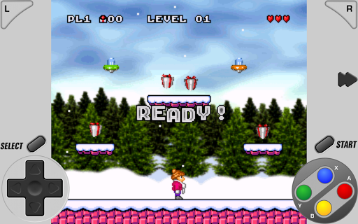 SuperRetro16 (SNES Emulator) 2.1.3 Screenshots 5