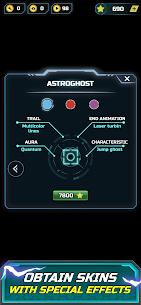 Astrogon – Creative space arcade Mod Apk (Unlimited Stars) 4