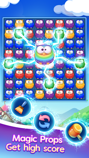 Owl PopStar -Blast Game 1.0.7 screenshots 4