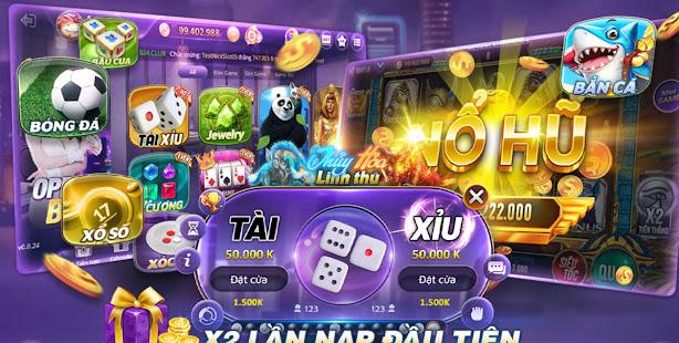 B29club, Nu1ed5 Hu0169 game bu00e0i u0111u1ed5i thu01b0u1edfng bayvip, vuaclub 1.0 Screenshots 1