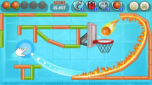 Basketball Games 🏀 120 Levels 5.8.3 screenshots 1
