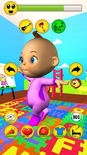 My Baby: Baby Girl Babsy screenshots 2
