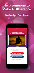 Meet And Chill: Make Friends Relaxing People Chat 2.6 MOD for Android 2