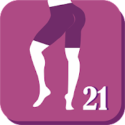 Buttocks and Legs In 21 Days - Butt & Legs Workout