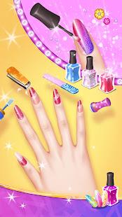 Nail Salon Manicure: Makeover Dress Up Girls Game 1.01 screenshots 1