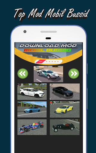 Download Mod Mobil Bussid 1.1 Screenshots 3