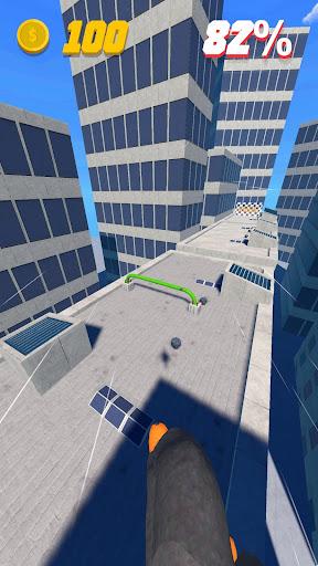 Rooftop Run screenshots 1