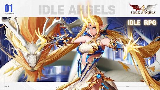 Idle Angels MOD APK (Free Reward) Download 6