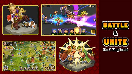 Kingdom Story: Brave Legion 2.58.1.KG screenshots 9