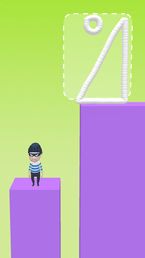 Draw & Hit: Kick the Robber! apkdebit screenshots 5