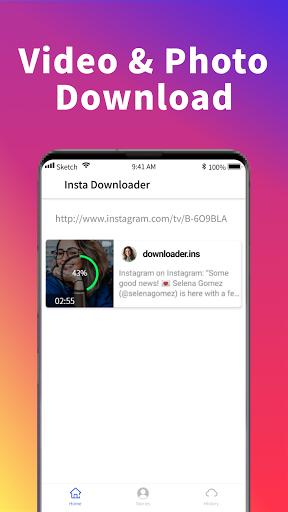 Story Saver, Reels, Video Downloader for Instagram apktram screenshots 2