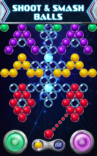 Bubble Heroes Galaxy android2mod screenshots 7
