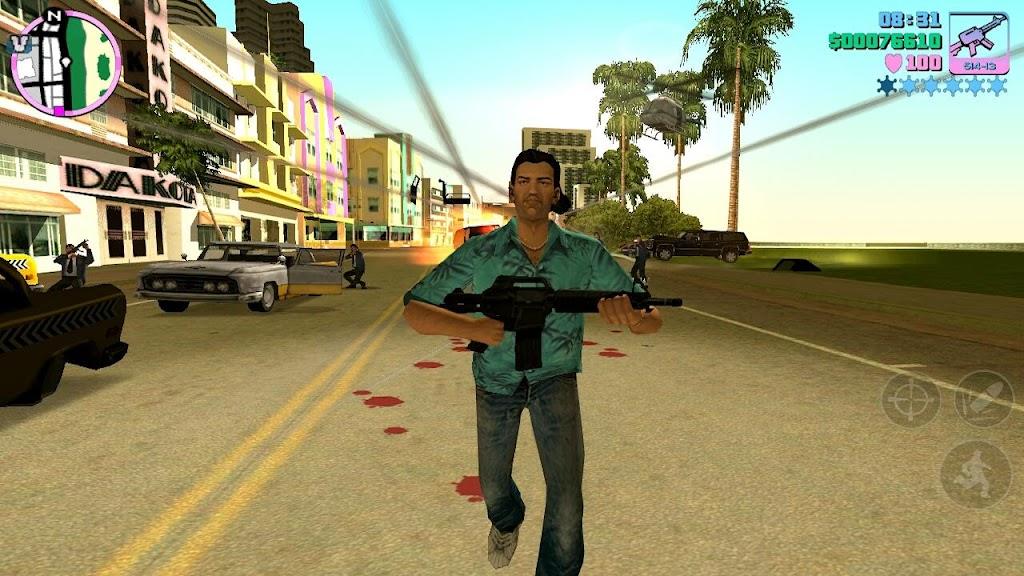 Grand Theft Auto: Vice City poster 1
