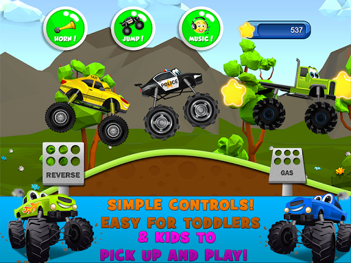 Monster Trucks Game for Kids 2 2.7.3 Screenshots 11