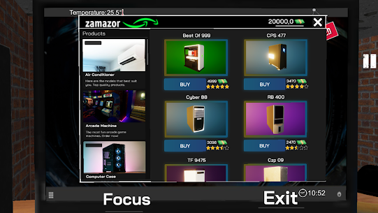 internet Cafe Simulator Apk Güncel 2021 4