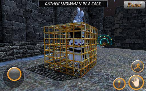 Scary Snowman Scream Town: Horror Ice Survival 1.5 screenshots 1