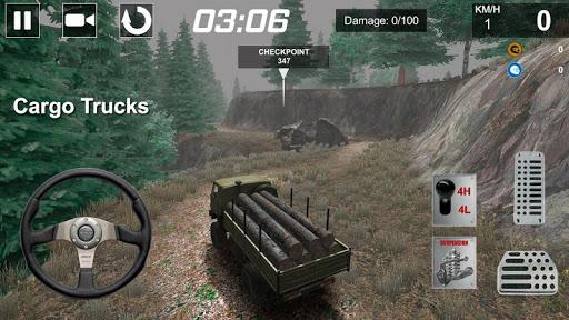 TOP OFFROAD Simulator screenshots 5