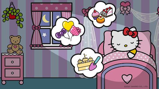 Hello Kitty: Good Night apktram screenshots 10