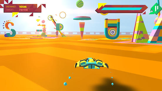 Geometry Race Screenshot