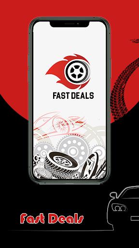 fast deals screenshot 1