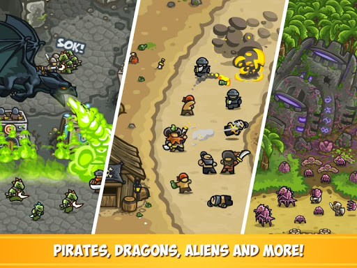 Kingdom Rush Frontiers - Tower Defense Game  screenshots 10