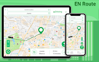 Free Route Planner 2021 - GPS Navigation Map