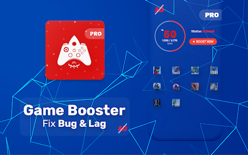 Game Booster Pro | Bug Fix & Lag Fix Screenshot