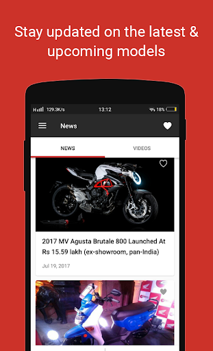 ud83cudfcd BikeDekho - New Bikes, Scooters Prices, Offers screenshots 4