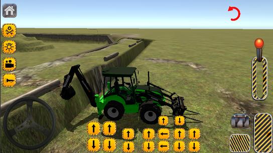 Construction Loader Truck Simulator 3