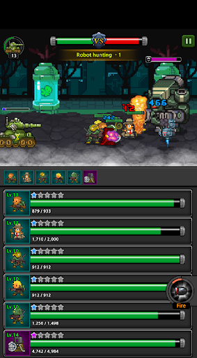 Grow Soldier - Idle Merge game 3.7.0 screenshots 20