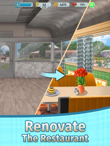 Tasty Merge - Delicious Restaurant Game 1.4 screenshots 7
