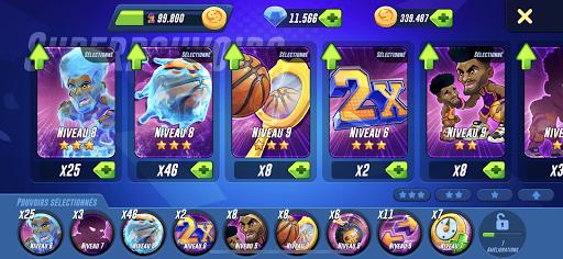 Code Triche Basketball Arena (Astuce) APK MOD screenshots 3
